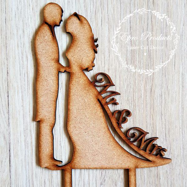 wood-topper-cake-wedding
