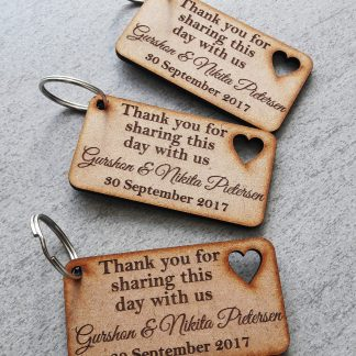 Guest Favours & Gift Tags