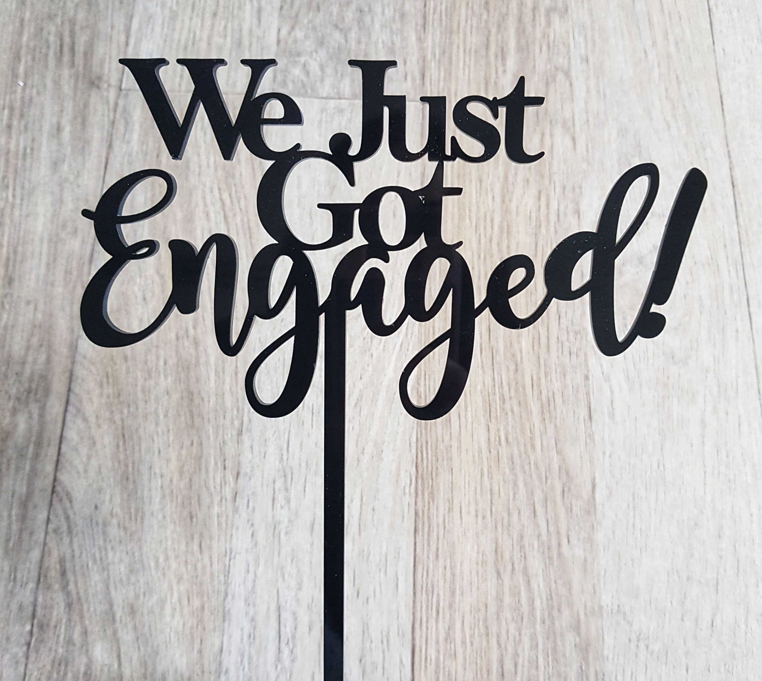 Just Got Engaged Now What: We Just Got Engaged