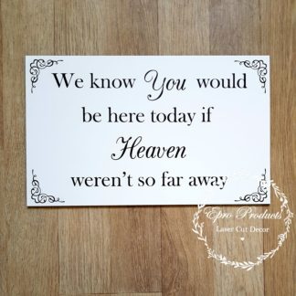 heaven-sign-wedding-board