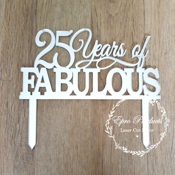 25-birthday-cake-topper
