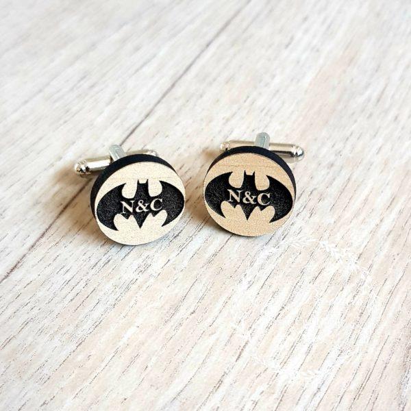 custom-batman-wedding-cufflinks
