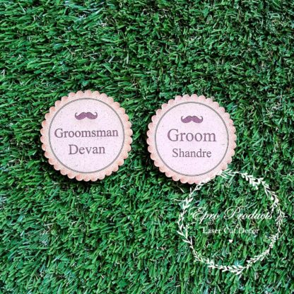 laser-wood-badge-wedding