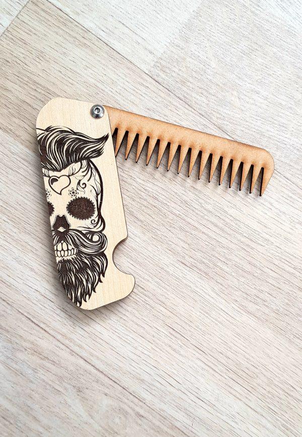 Men's Custom Combs