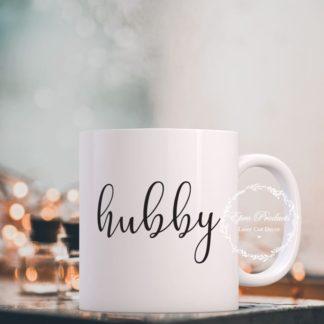 hubby-wifey-wedding-mug
