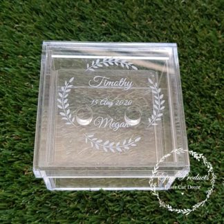 custom-clear-ring box-engraved