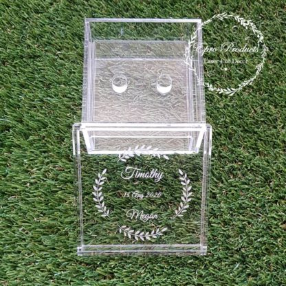 perspex-clear-engraved-ring box