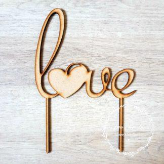 love-wood-cake-topper