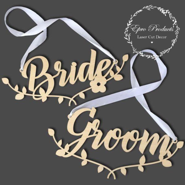 bride-groom-chair-signs