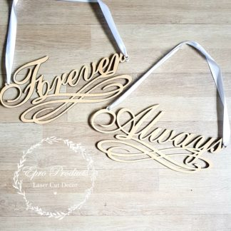 forever-always-wedding-signs