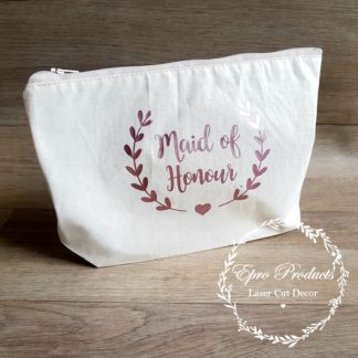 maid of honour-gift-wedding-bride