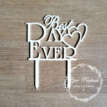 best-day-cake-topper