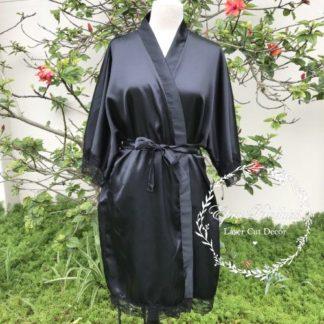 black-satin-robe-wedding