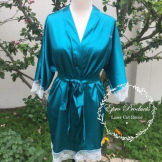 satin-robe-teal-wedding