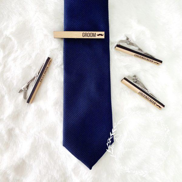 custom-tie-clips-wedding
