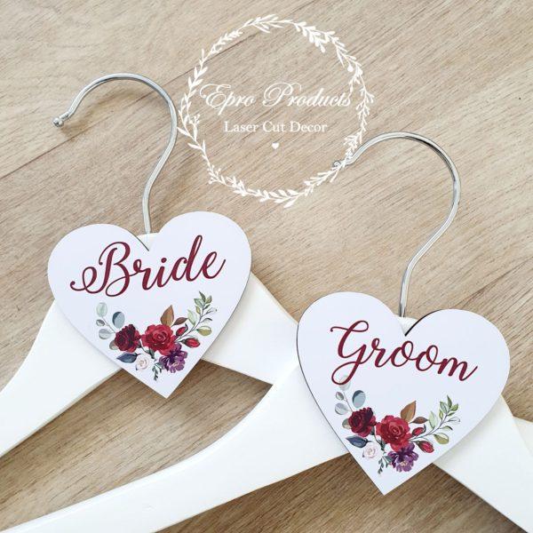 bride-groom-hanger-set