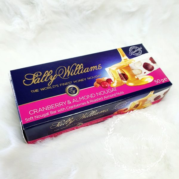 Cranberry-nougat-sweet-treat