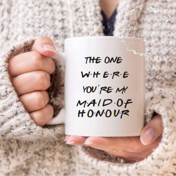friends-mug-maid of-honour