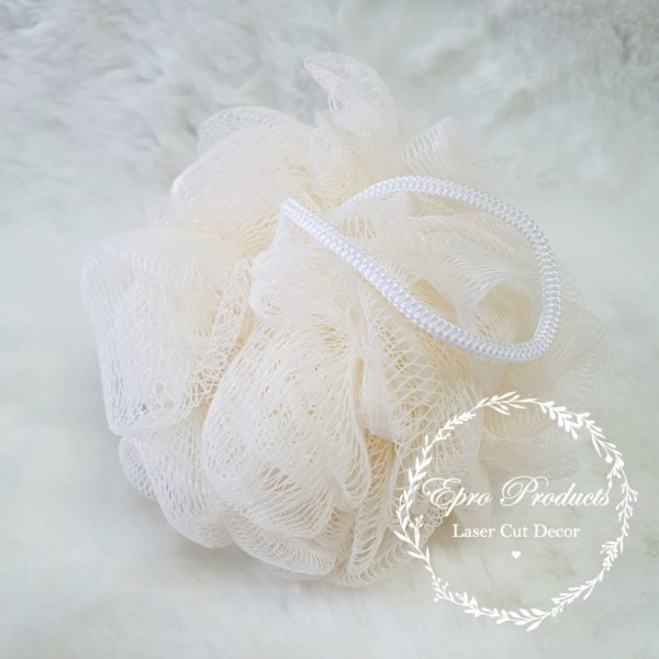 cream-white-bath-sponge