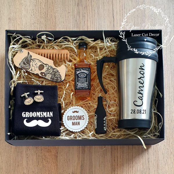 Men's Gifts & Boxes