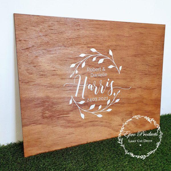 dark-wood-message-board