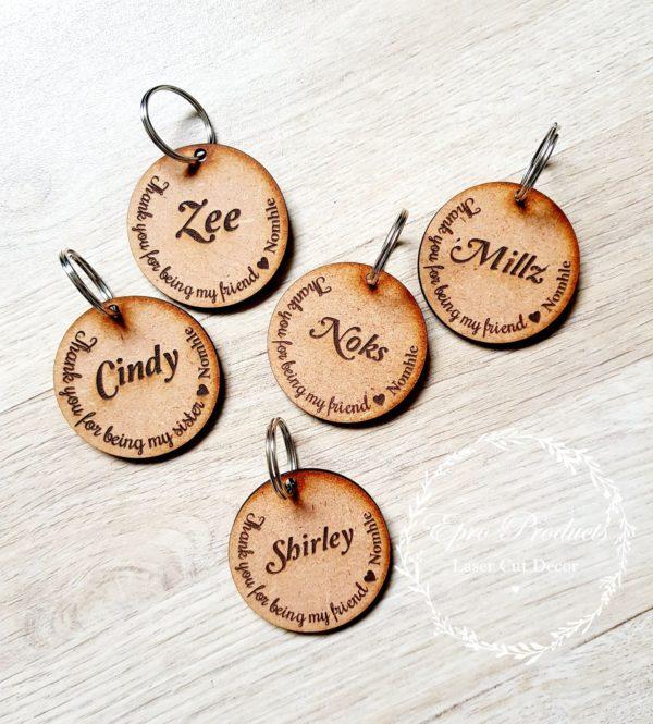 wood-keyring-custom-name